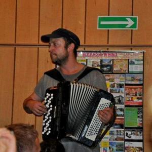 Czesław Mozil w Kamieniu (4.10.2012)
