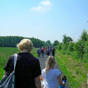 Piknik Ekologiczny 2013 – plener malarski (8.06.2013)