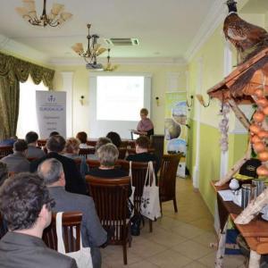 """Międzynarodowa Konferencja-Jak wykorzystać """"Leśny szlak EUROGALICJI"""" do promocji regionu (8.02.2014)"""