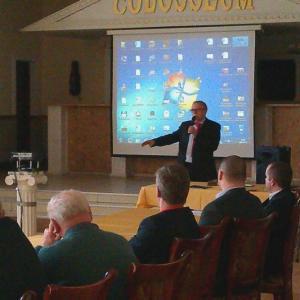 "Konferencja pt. ""Cieplej, Widniej, Taniej..."" (12-13.04.2014)"