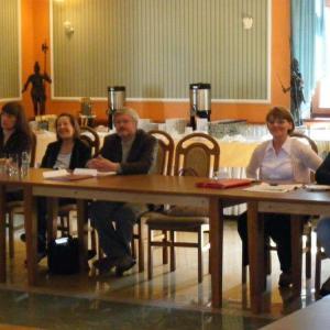 """Konferencja w Chruścielach k/Ełku pt. """"Północ – Południe EKO–TOUR"""" (12-13.04.2014)"""