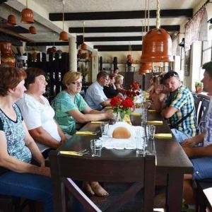 """Dzień 1 """"Warsztatów tradycji kulinarnych i zawodowych na obszarze EUROGALICJI"""" (22.07.2014)"""