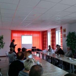Konferencja podsumowująca CWT (26-28.09.2014)