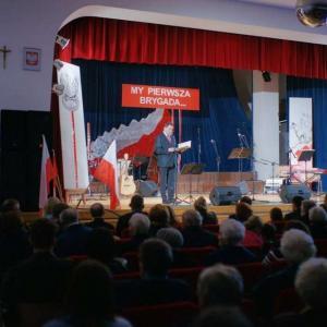 Koncert Pieśni Legionowych w Sokołowie Młp. (11.11.2014)