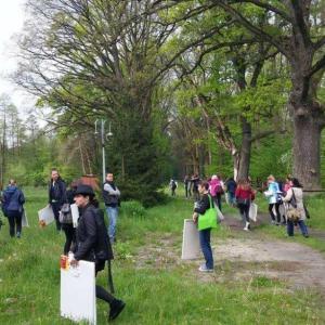 "Plener malarski ""Eurogalicja na wiosnę 2016"" (9.05.2016)"