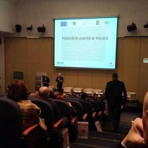 Konferencja na temat podejścia LEADER (1-2.12.2016)