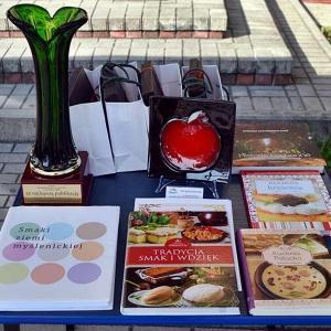 Konkurs na najlepszą publikację o kulinariach (11.09.2016)